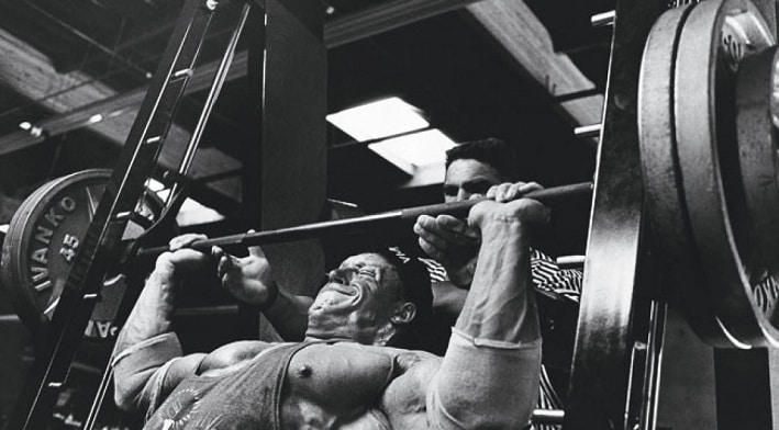 Dorian Yates build the perfect physiqueDorian Yates build the perfect physique