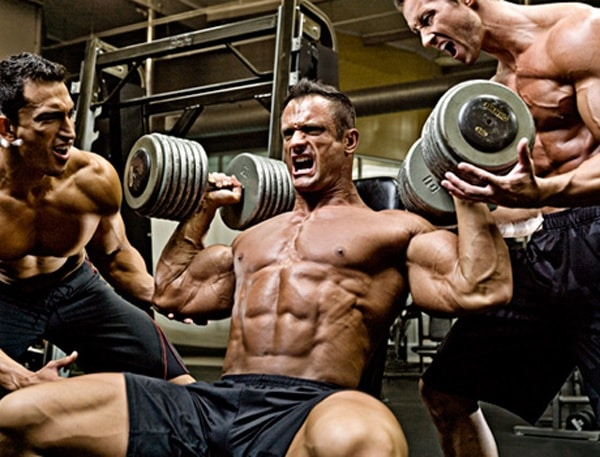 lift heavy to build the perfect physique
