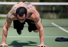 Burpees For Fat Loss