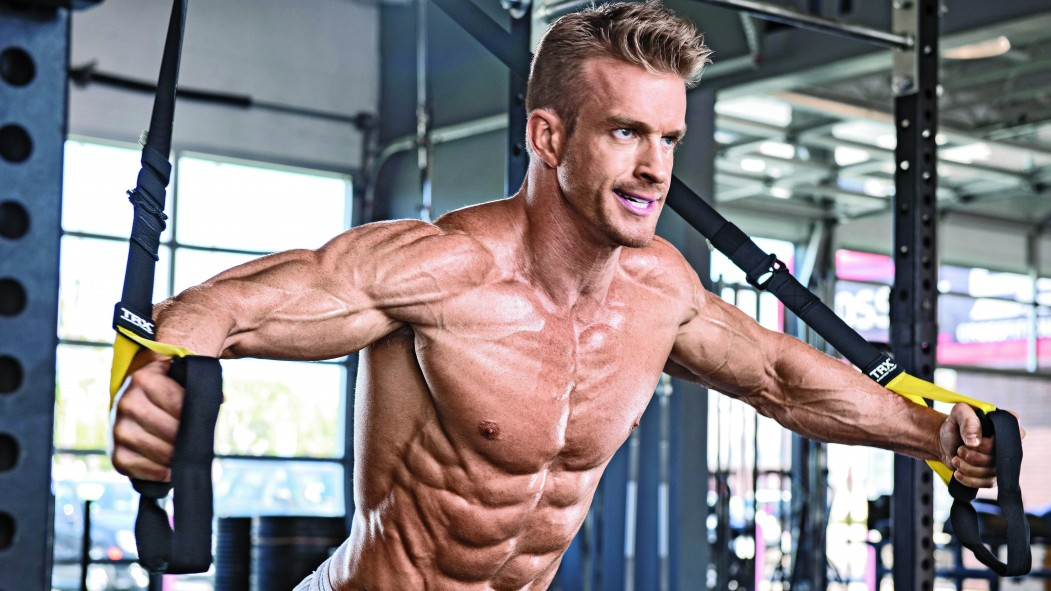 The 5 Best Exercises To Build Chest muscles in 30 Day - Getfitnwell