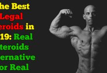 The Best legal steroids in 2019