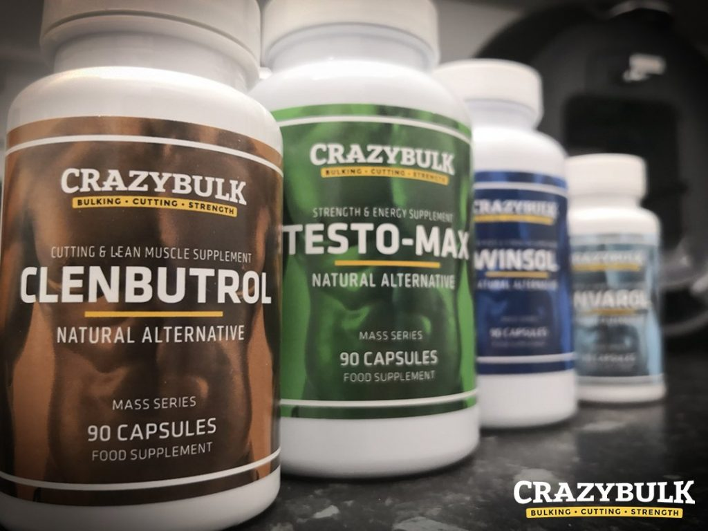 the best legal steroids from crazybulk