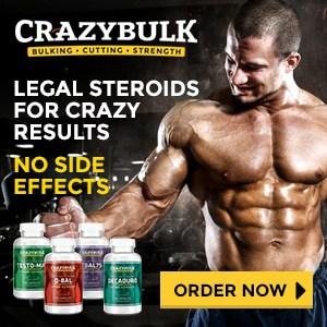 crazybulk legal steroids