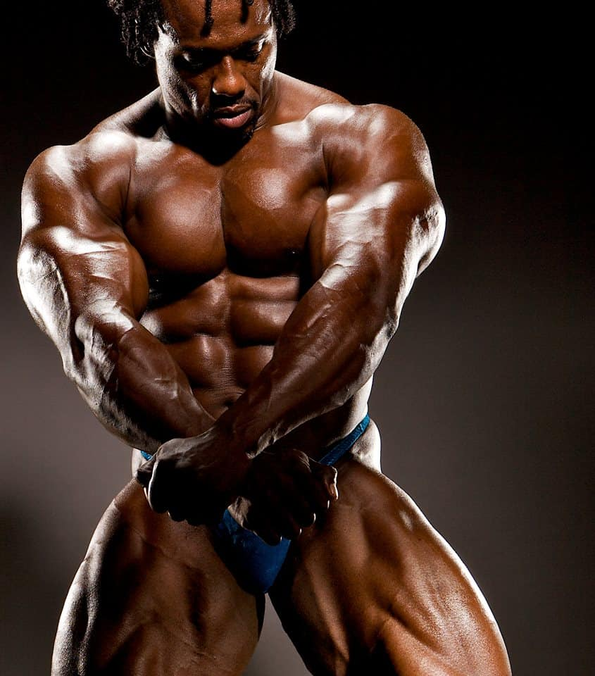 IFBB Pro 'PD' Devers Has Passed Away