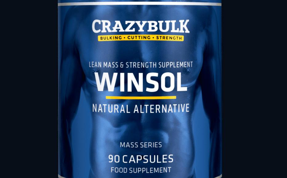 winsol legal steroid alternative 2019