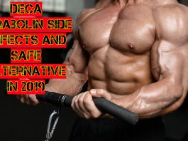Deca Durabolin Side Effects and Safe Alternative in 2019